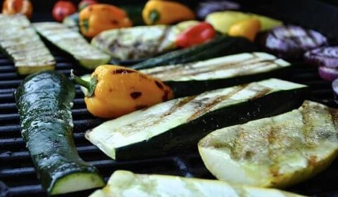 meat-free barbecue