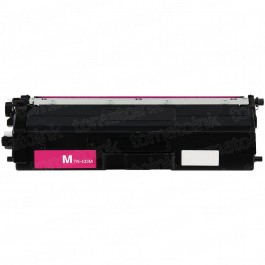 Brother TN433M High Yield Magenta Laser Toner Cartridge