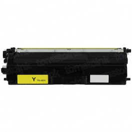Brother TN433Y High Yield Yellow Laser Toner Cartridge