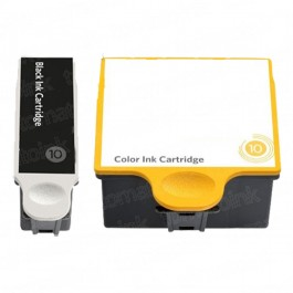 Kodak #10 Black & Color 2-pack Ink Cartridges