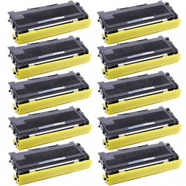 Brother TN350 (10-pack) Black Toner Cartridges