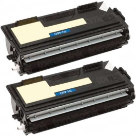 Brother TN460 (2-pack) High Yield Black Toner Cartridges