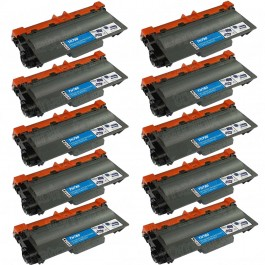 Brother TN780 (10-pack) Extra High Yield Black Toner Cartridges