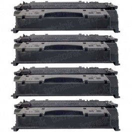 Canon 119 (4-pack) Black Toner Cartridges