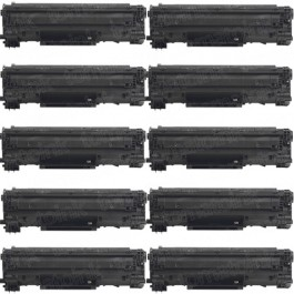 Canon 128 (10-pack) Black Toner Cartridges