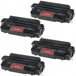 Canon L50 (4-pack) Black Toner Cartridges