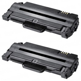 Samsung 105 MLT-D105L (2-pack) High Yield Black Toner Cartridges