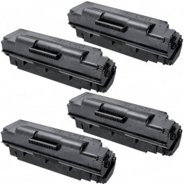 Samsung 307 MLT-D307L (4-pack) High Yield Black Toner Cartridges