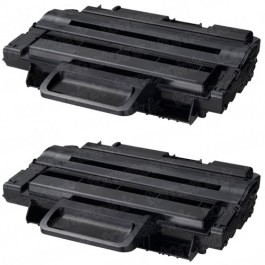 Samsung ML-D2850B (2-pack) Black Toner Cartridges