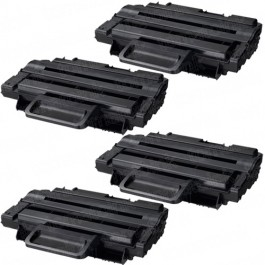 Samsung ML-D2850B (4-pack) Black Toner Cartridges