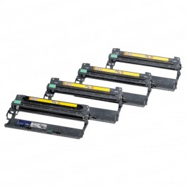 Brother DR210CL Laser Cartridge (4) Drum Units