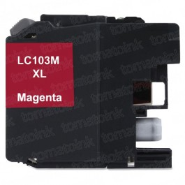 Brother LC103M XL Magenta Ink Cartridge