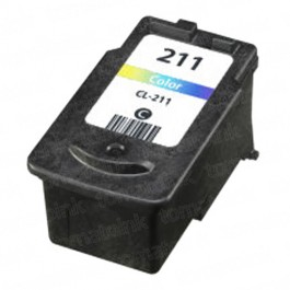 Canon CL-211 Inkjet Cartridge Color