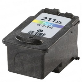 Canon CL-211XL Inkjet Cartridge Color