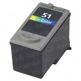 Canon CL-51 Inkjet Cartridge Tri-color