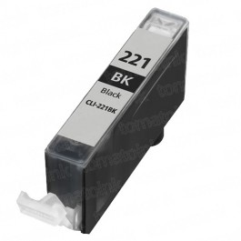 Canon CLI-221BK Inkjet Cartridge Black