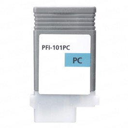 Canon PFI-101PC Photo Cyan Inkjet Cartridge