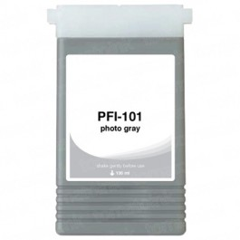 Canon PFI-101PGY Photo Gray Inkjet Cartridge