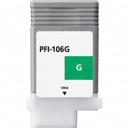 Canon PFI-106G Green Inkjet Cartridge