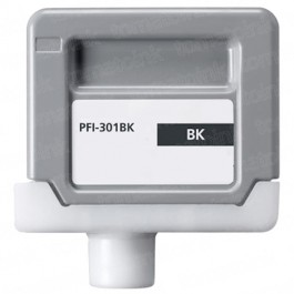 Canon PFI-301BK Black Ink Cartridge