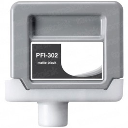 Canon PFI-302MBK Matte Black Ink Cartridge