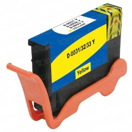 Dell GRW63 Extra High Yield Yellow Series 33 Ink Cartridge