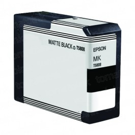 Epson T580800 Matte Black Ink Cartridge