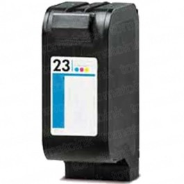 HP 23 C1823D Color Ink Cartridge