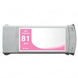 HP 81 C4935A Light Magenta Ink Cartridge