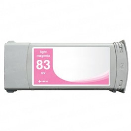 HP 83 C4945A Light Magenta Ink Cartridge
