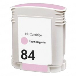 HP 84 C5018A Light Magenta Ink Cartridge