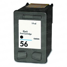 HP 56 C6656AN Black Ink Cartridge