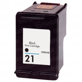 HP 21 C9351AN Black Ink Cartridge