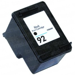 HP 92 C9362WN Black Ink Cartridge