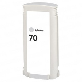 HP 70 C9451A Light Gray Ink Cartridge