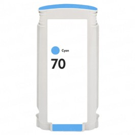 HP 70 C9452A Cyan Ink Cartridge