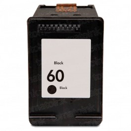 HP 60 CC640WN Black Ink Cartridge