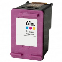 HP 61XL CH564WN High Yield Color Ink Cartridge