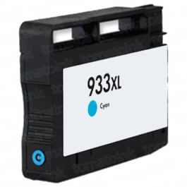 HP 933XL CN054AN High Yield Cyan Ink Cartridge