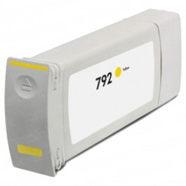 HP 792 CN708A Latex Yellow Ink Cartridge