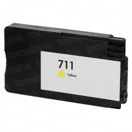 HP 711 CZ132A High Yield Yellow Ink Cartridge