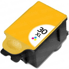 Kodak #30XL 1341080 High Yield Color Ink Cartridge