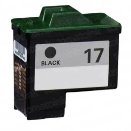 Lexmark 17 10N0217 Black Ink Cartridge