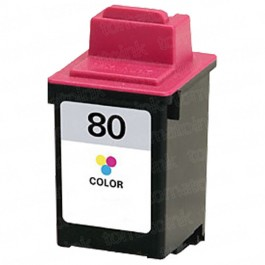 Lexmark 80 12A1980 Color Ink Cartridge