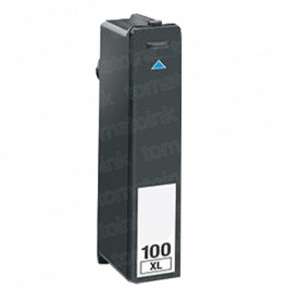 Lexmark 100XL 14N1069 High Yield Cyan Ink Cartridge