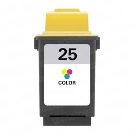 Lexmark 25 / 15M0125 High Yield Color Ink Cartridge