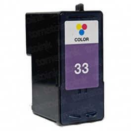 Lexmark 33 / 18C0033 Color Ink Cartridge