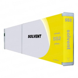 Mimaki SS2Y / SPC-0380Y Yellow Ink Cartridge