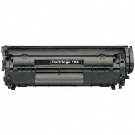 Canon 104 FX9 FX10 Black Laser Toner Cartridge