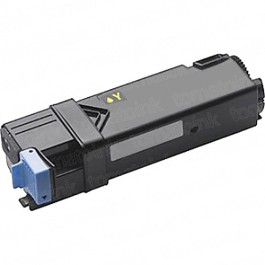 Dell 2150cn High Yield Yellow Laser Toner Cartridge